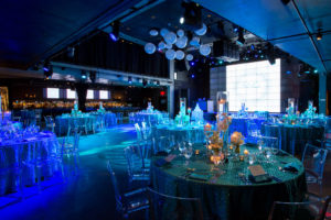 Venue Service Photo Bat Mitzvah at Melrose Ballroom