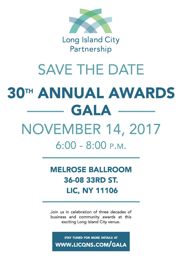 Long Island City Partnership Awards Gala
